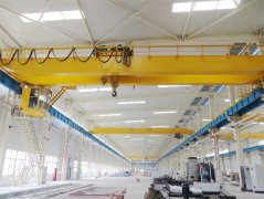 Electric Trolley Double Girder Overhead Crane