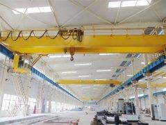 Electric Trolley Double Girder Overhead Crane