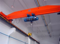 Electric Single Girder Overhead Crane