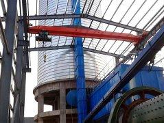 LDA Single beam overhead crane