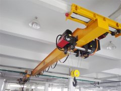 LDP Single Beam Bridge Crane
