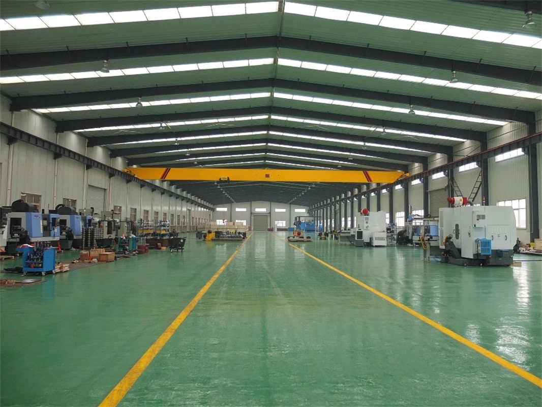 Single Girder EOT Crane-Jinrui Machinery