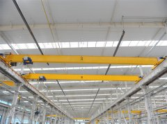 European Single Girder Overhead Crane