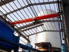 Lifting Single Girder Overhead Crane