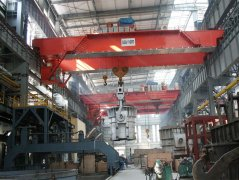 Steel Smelting Overhead Crane