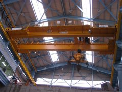 Grab Bucket Bridge Crane