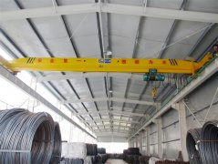 Rail Single Beam Overhead Crane
