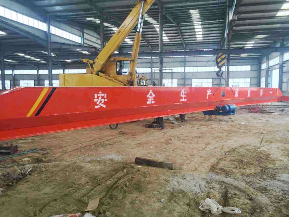 single beam overhead crane
