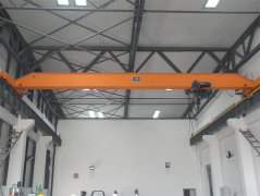 Low Clearance Overhead Crane