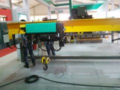 Single Girder European Overhead Crane