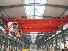 Double Girder Overhead EOT Crane