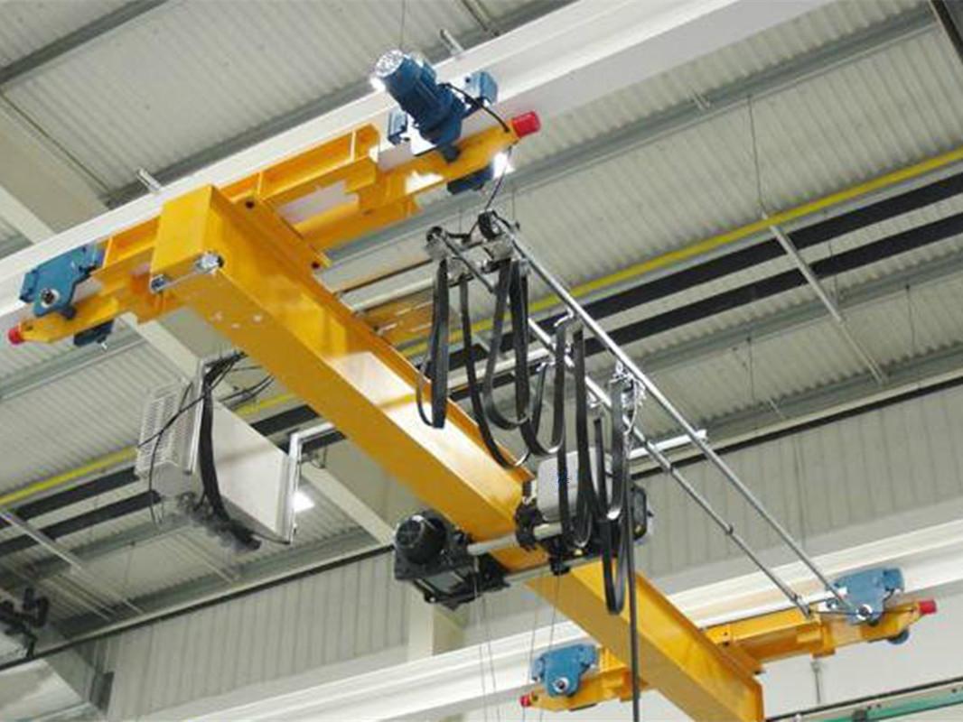 Single Girder Hanging Overhead Crane Jinrui Machinery