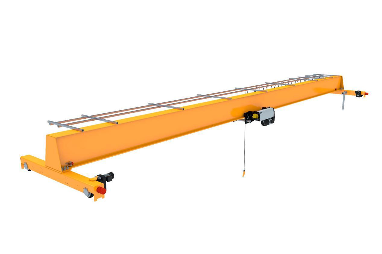 low headroom overhead crane