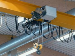 European Single Girder EOT Crane