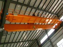 Double girder hooks overhead crane