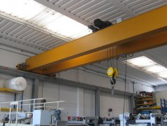 Electric Hoist Double Girder Overhead Cra