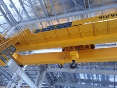 European double girder overhead cra