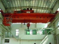 Explosion Proof Double Girder Overhead Crane