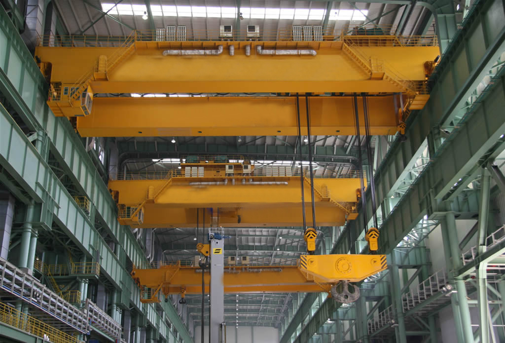 Overhead Crane Safety Points : Introduction of overhead bridge crane jinrui machinery